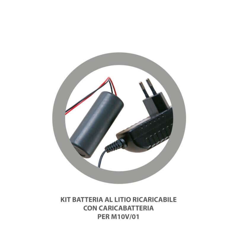 kit batterie M10V - VOLPI ORIGINALE