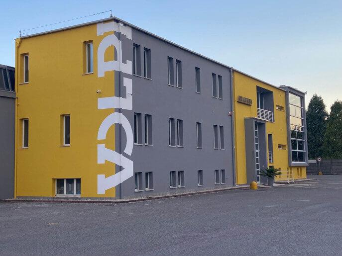 nuova facciata 2021 - VOLPI ORIGINALE